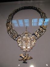 Photo: Arquebusiers guild chain.