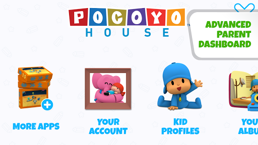 Pocoyo House: best videos and apps for kids screenshots 4