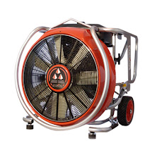 Photo: Ventilátor se spalovacím motorem MT 296