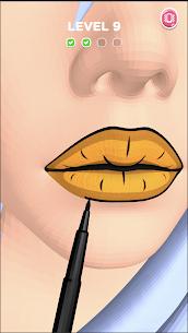 Lip Art 3D MOD (Unlimited Diamonds) 3