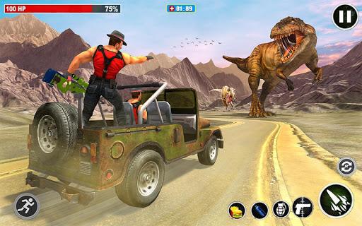 Dino Hunting 3d screenshot 1