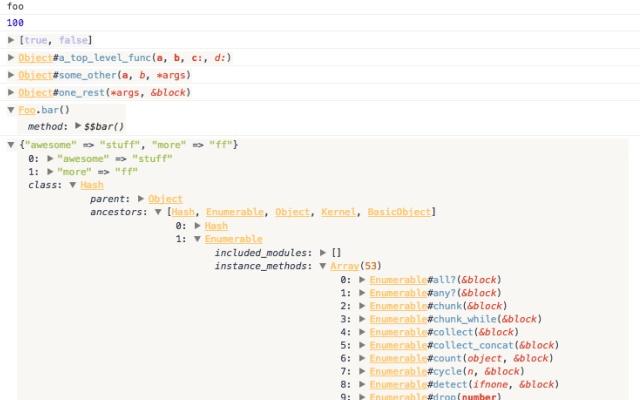 Trona: Opal Ruby Object Formatter