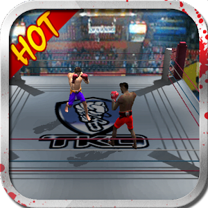 King of Boxing(3D)icon do Jogo