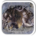 3D Paintings icon