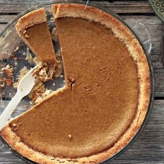 Healthy Fresh Pumpkin Pie Recipes