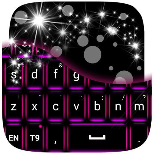 键盘夜光黑暗 個人化 App LOGO-硬是要APP