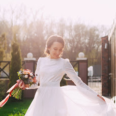 Wedding photographer Ruzanna Uspenskaya (RuzannaUspenskay). Photo of 20.05.2018