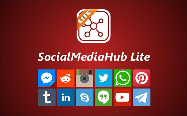 Social Media Hub Lite