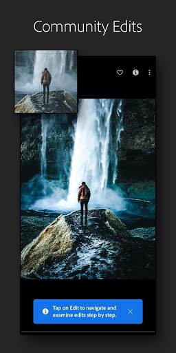 Adobe Lightroom - Photo Editor & Pro Camera 5.4.1 Screenshots 5