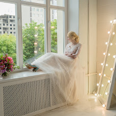Wedding photographer Anastasiya Sviridenko (fotosviridenko). Photo of 04.08.2017