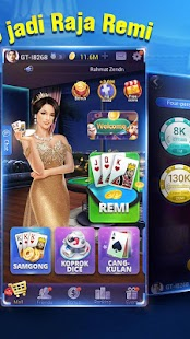 Remi Card Indonesia Online- screenshot thumbnail