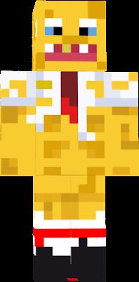ripped spongebob xd TYrone