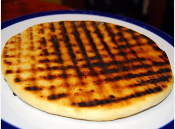 Grilled Naan Recipe