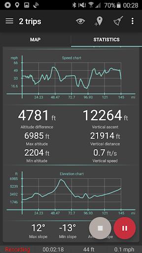 Geo Tracker - GPS tracker  screenshots 6