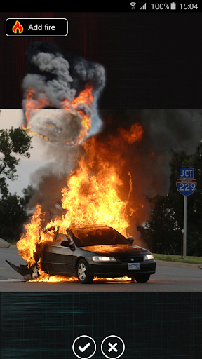 玩娛樂App|火にあなたの車を男免費|APP試玩