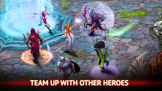 Guild of Heroes Mod Apk 1.98.5 (God Mode + No Ads) For Android 5