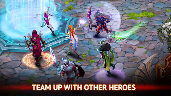 Hack Game Guild of Heroes apk free