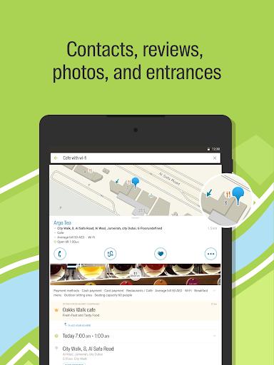 2GIS: directory & navigator screenshot 7