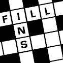 Crossword Fill-Ins icon