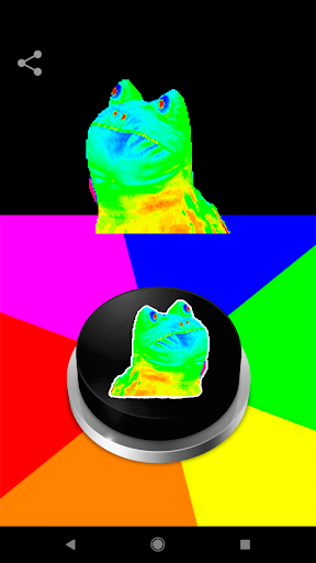 MLG Frog Meme Button screenshot 1