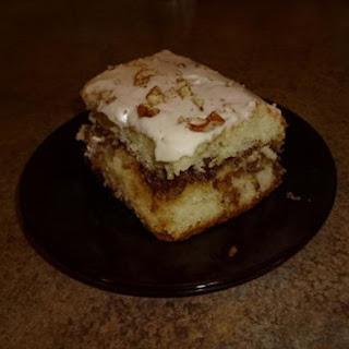 Honey Bun Cake-Annette's