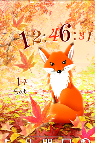 Fox LiveWallpaper