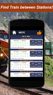 Railway PNR Check- screenshot thumbnail