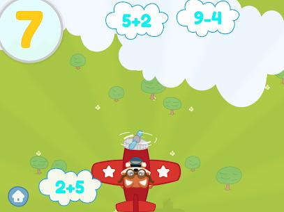Juegos Educativos. Matemática 4