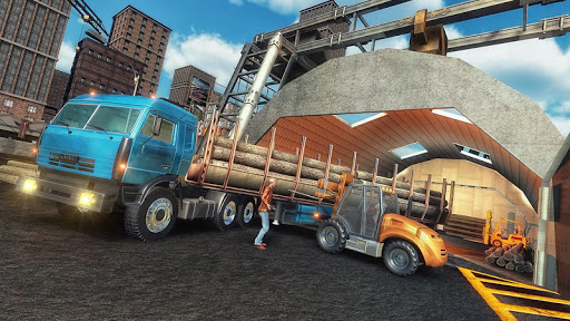 Offroad Truck Construction Transport 1.7 screenshots 6