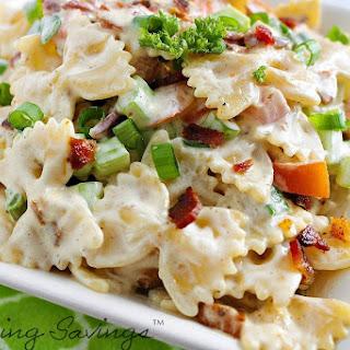 Chicken Bacon Pasta Salad Recipes.