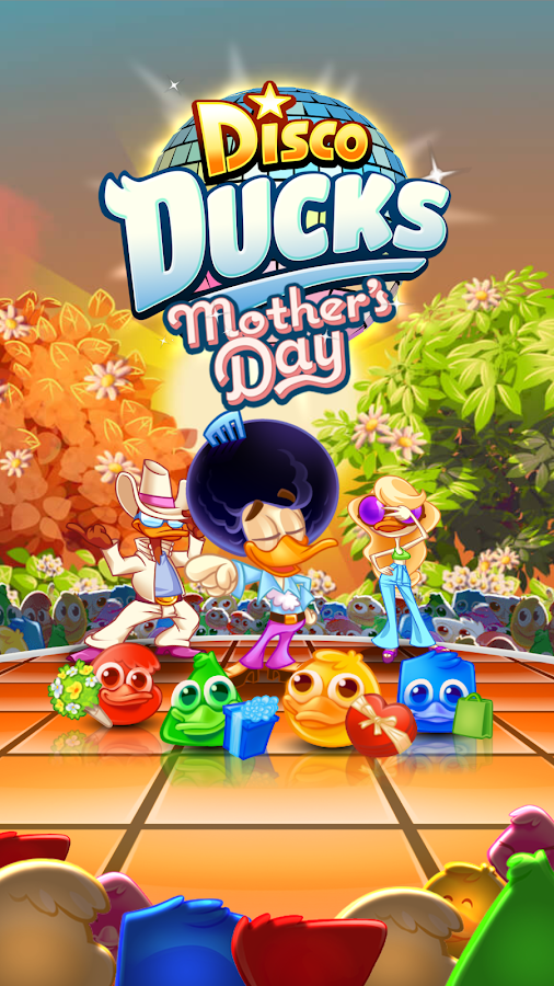 Disco Ducks- screenshot