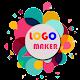 3D logo maker and logo creator - Be logo designer for PC-Windows 7,8,10 and Mac