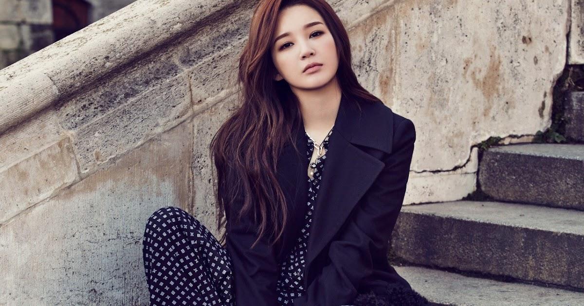 Davichi Kang Min Kyung Fires Back At Haters On Instagram Koreaboo