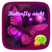 (FREE) GO SMS BUTTERFLY THEME 3.3.1 Icon