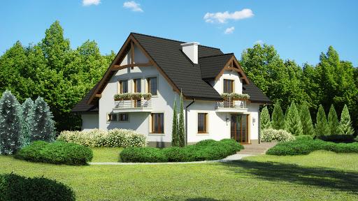 projekt Dom przy Cyprysowej 40