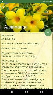 Flower Assistant - náhled