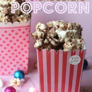 Hot Chocolate Popcorn.
