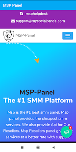 MSP Panel (Best SMM Panel) - Apps on Google Play