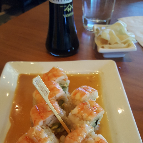 Photo from Hapa Sushi Grill