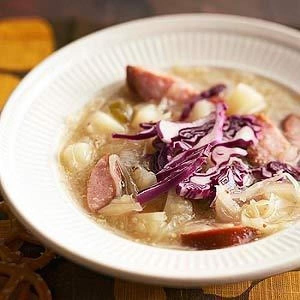 German Potato Soup, Crock Pot Recipe