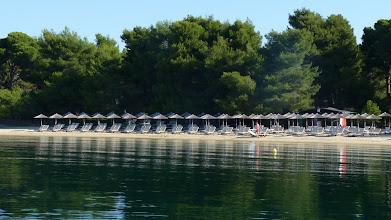 Photo: Koukounaries beach