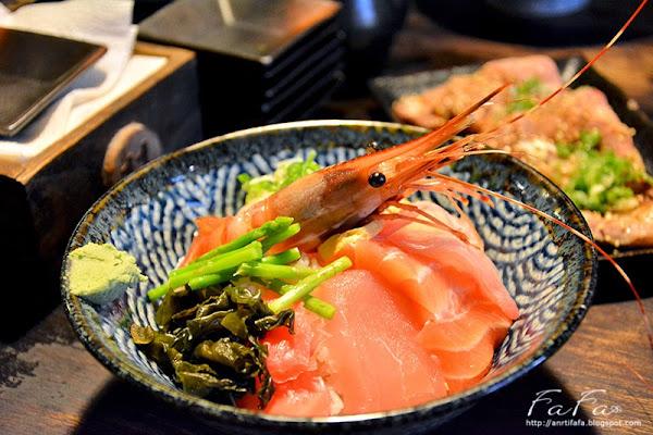 平成十九日式料理 (本店)。中山站投幣票卷機 平價海鮮丼飯
