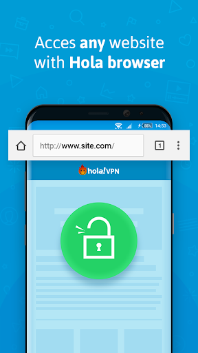 Hola Free VPN Proxy Unblocker AARCH64_1.158.448 screenshots 2