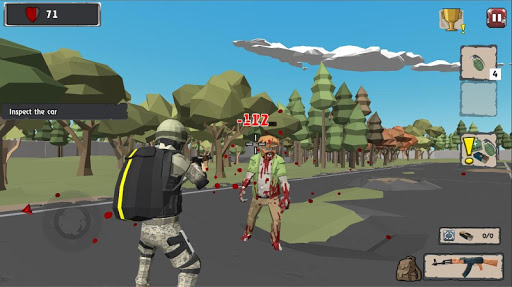 Zombie Hunter Shooter Survival android2mod screenshots 4