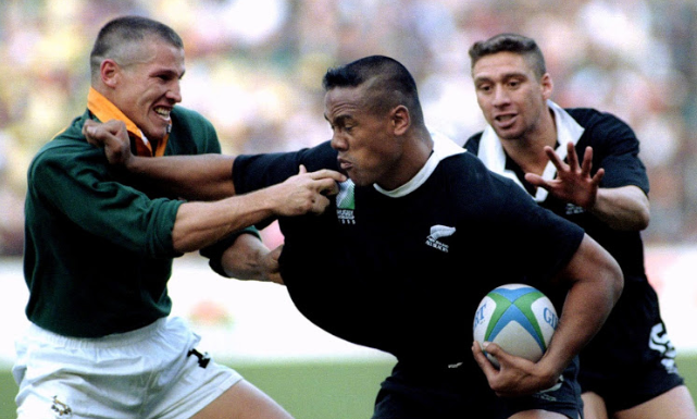 Rebel with a cause: James Small, the James Dean of SA rugby