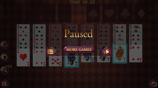 FreeCell android2mod screenshots 3