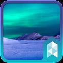 Mystery Aurora Launcher theme icon