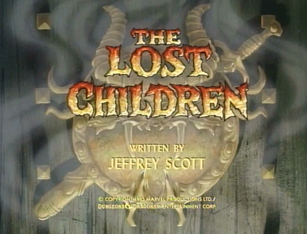 The Lost Children title card