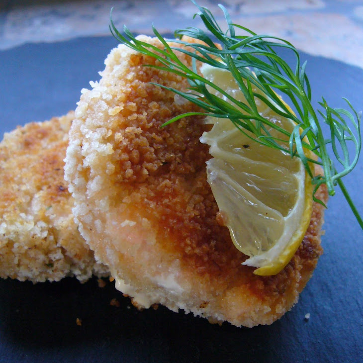 Nordic or Italian Salmon Croquettes with Sundried Tomatoes