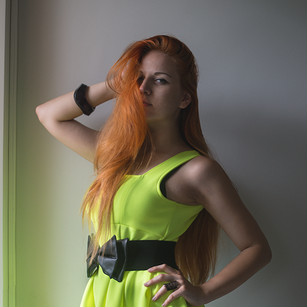 OOTD Antonia: The Green Dress